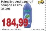 Šampon za kosu Antidandruff