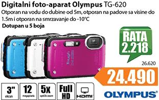 Digitalni fotoaparat TG-620