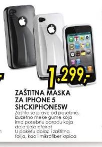 Zaštitna maska za IPhone 5