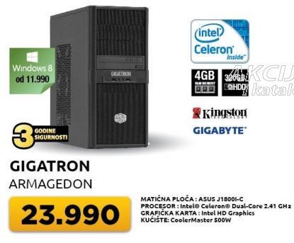 Desktop računar Armagedon