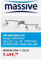 Luster SPOT USAGI 50994/17/10