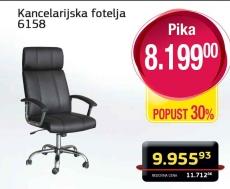 Kancelarijska fotelja 6158