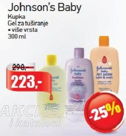 Baby šampon i kupka