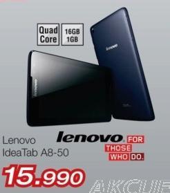 Tablet IdeaPad A8-50