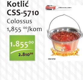 Kotlić CSS-5710