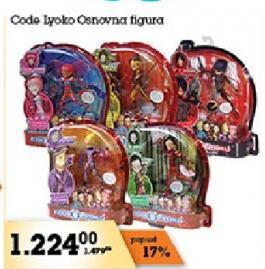 Code Iyoko Osnovna figura