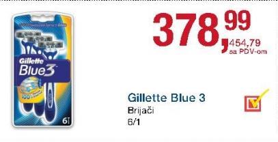 Brijač Blue3