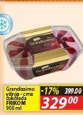 Sladoled višnja i crna čokolada