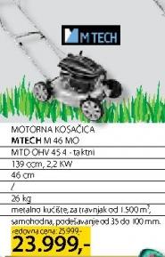 Motorna kosačica M 46 MO