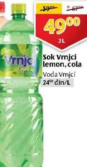 Gazirani sok limun