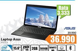 Laptop X551CA-SX089D