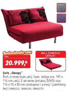 Sofa Sleepy