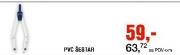 Šestar PVC