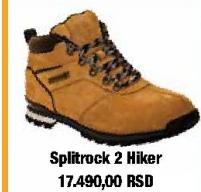Čizme,Splitrock 2 Hiker, Timberland