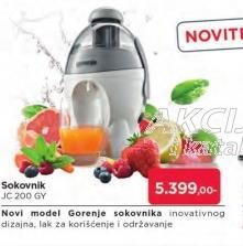 Sokovnik JC200GY