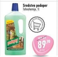 Sredstvo za čišćenje podova