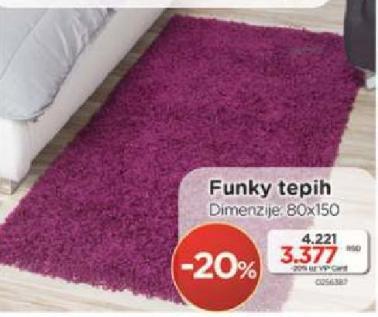Tepih Funky