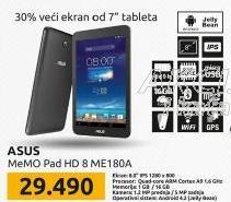 Tablet MemoPad HD 8  ME180A