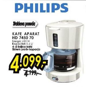 Aparat za kafu Hd 7450 70