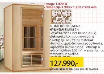 Sauna Rimini 2B