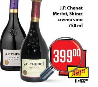 Crno vino Shiraz