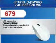Miš bežični JT-DMS072