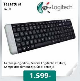 Tastatura K230