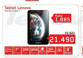"Tablet IdeaTab A3000 7"""
