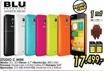 Mobilni telefon Studio C Mini