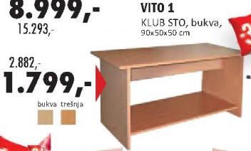 Klub sto Vito 1