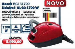 Usisivač BGL31700