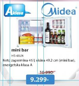 Mini bar HS-65LN