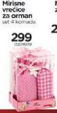 Mirisne vrećice za orman