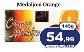 Biskvit narandža