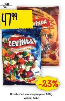 Bombone Levinda