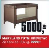 Putni krevetac Maryland