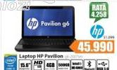 Laptop Pavilion g6-2007sm