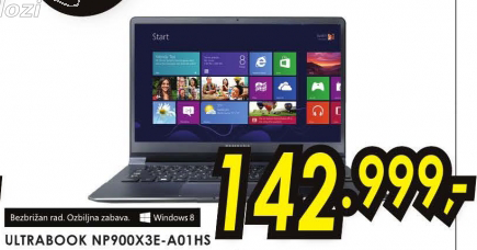 Laptop Series 9 - NP900X3E-A01HS