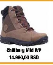 Čizme, Chillberg Mid WP, Timberland