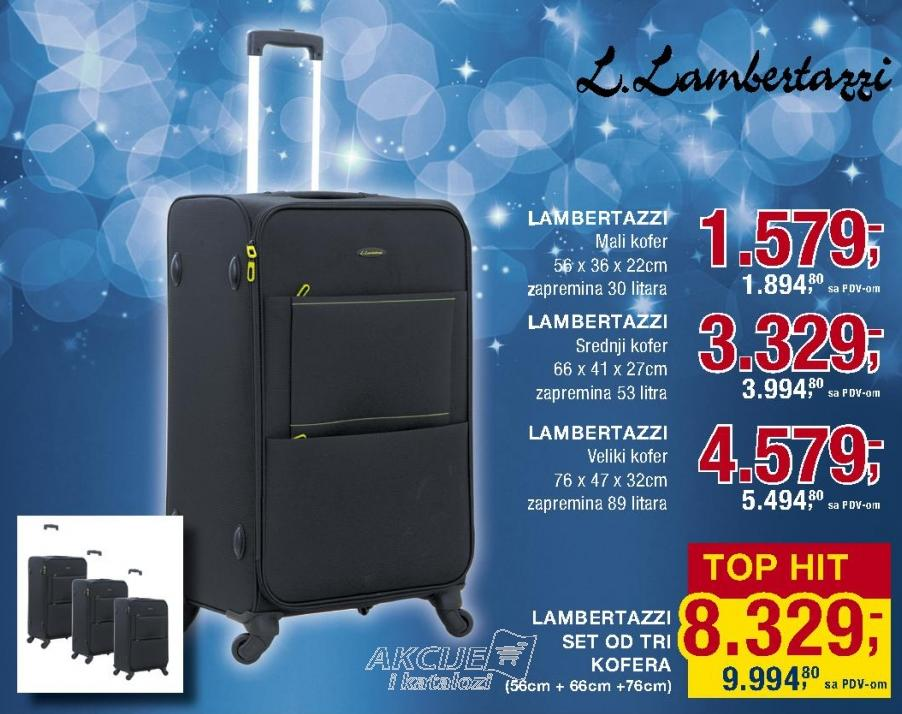 Kofer veliki Lambertazzi