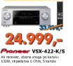A/V Risiver VSX-422-S