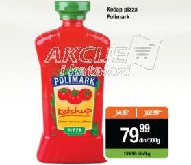 Kečap pizza