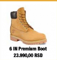Čizme, 6 In Premium Boot, Timberland