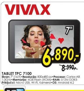 Tablet TPC-7100