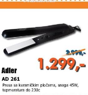 AD 261 presa za kosu