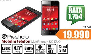 MultiPhone 4322 DUO