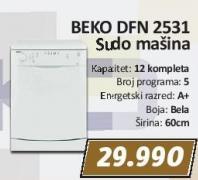 Sudo mašina Dfn 2531
