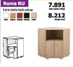 Komoda Roma Ru