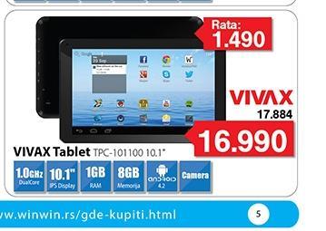 Tablet TPC 101100