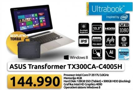 Laptop TX300CA-C4005H